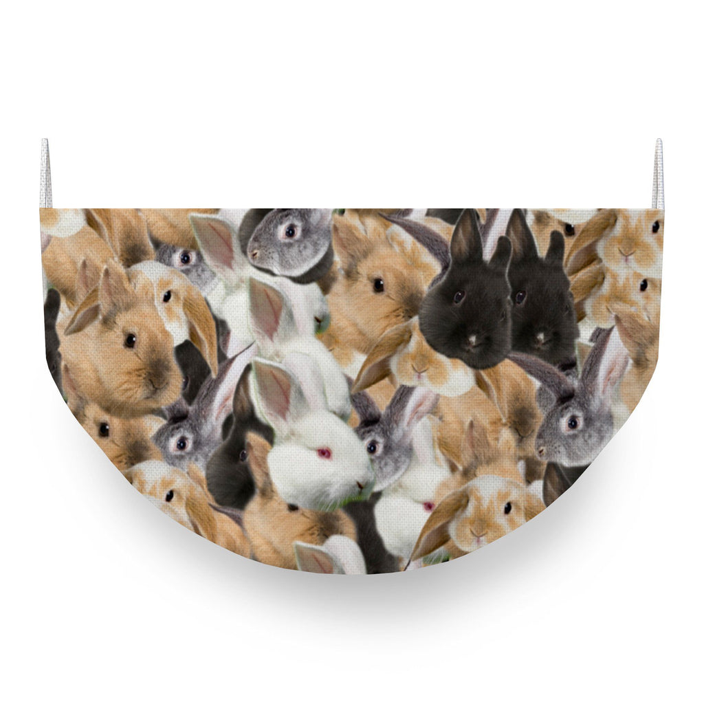 Bunny Bunch Face Covering