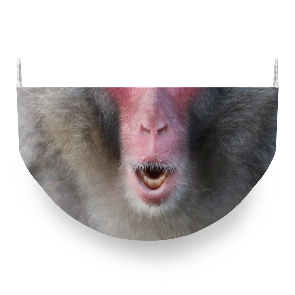 Japanese Monkey Face Covering