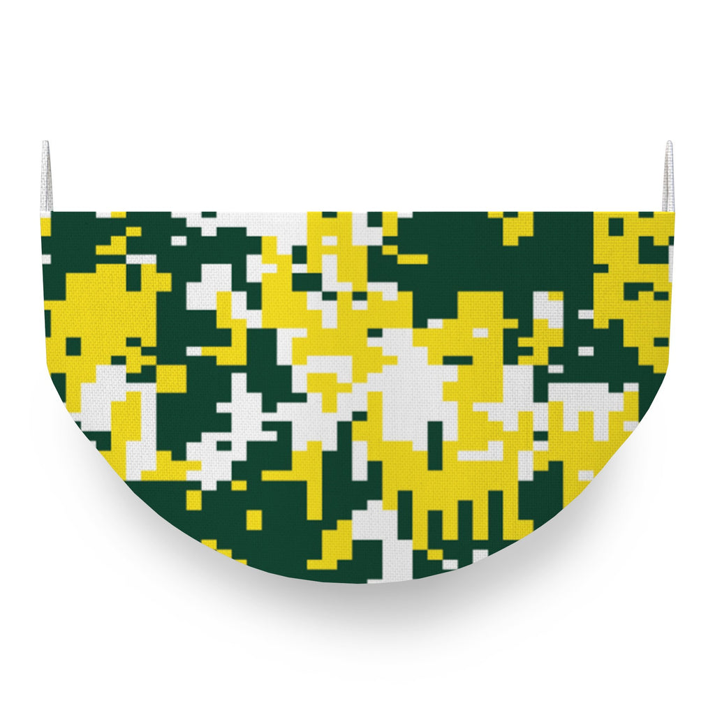 Oregon Digital Camo Face Covering