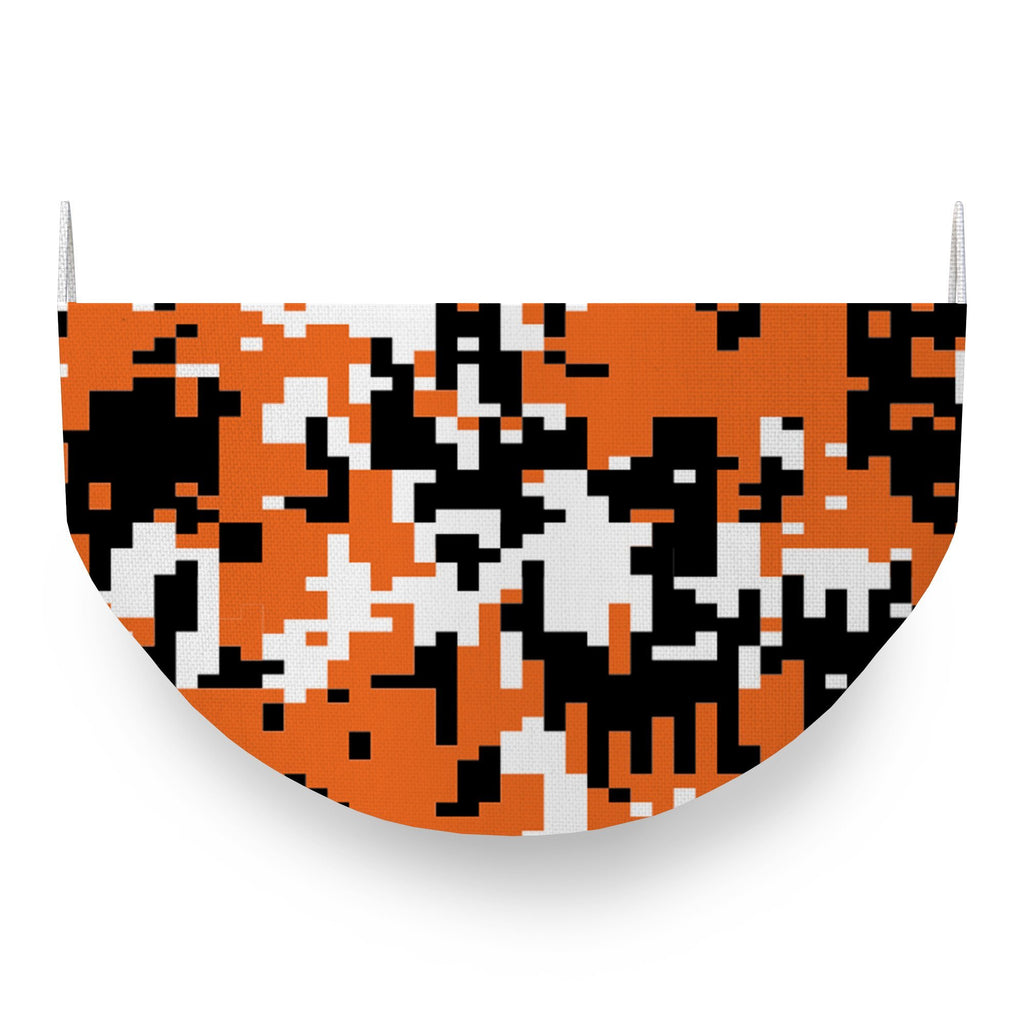 Oregon State Digital Camo Face Covering