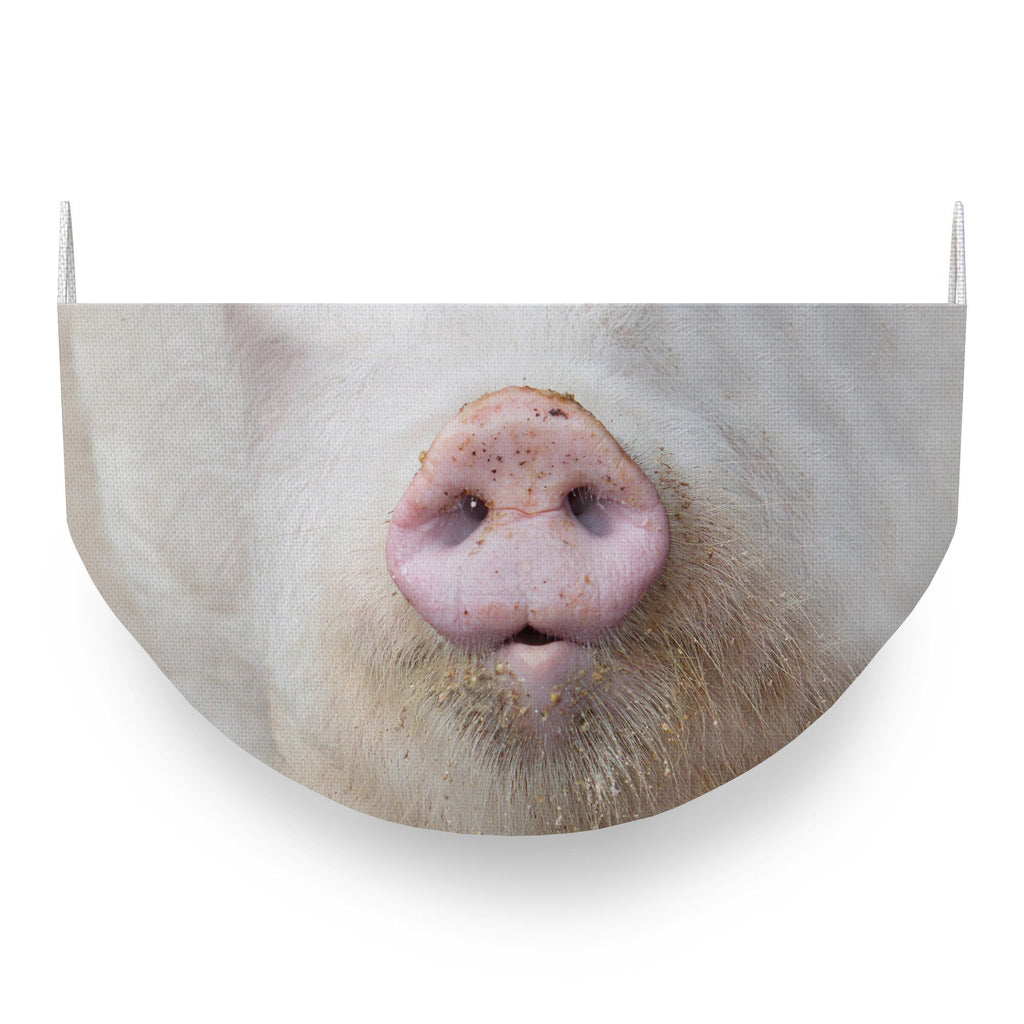 Pig Face Covering