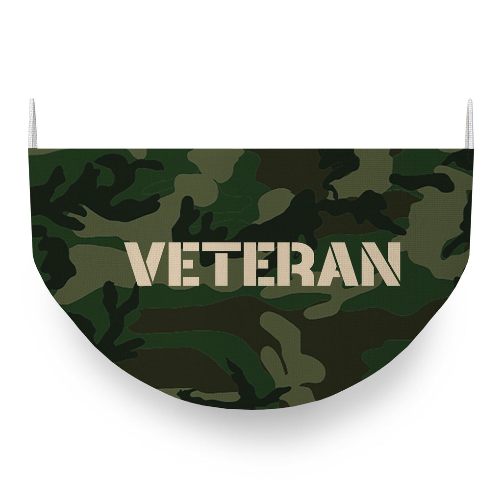 Veteran Face Covering