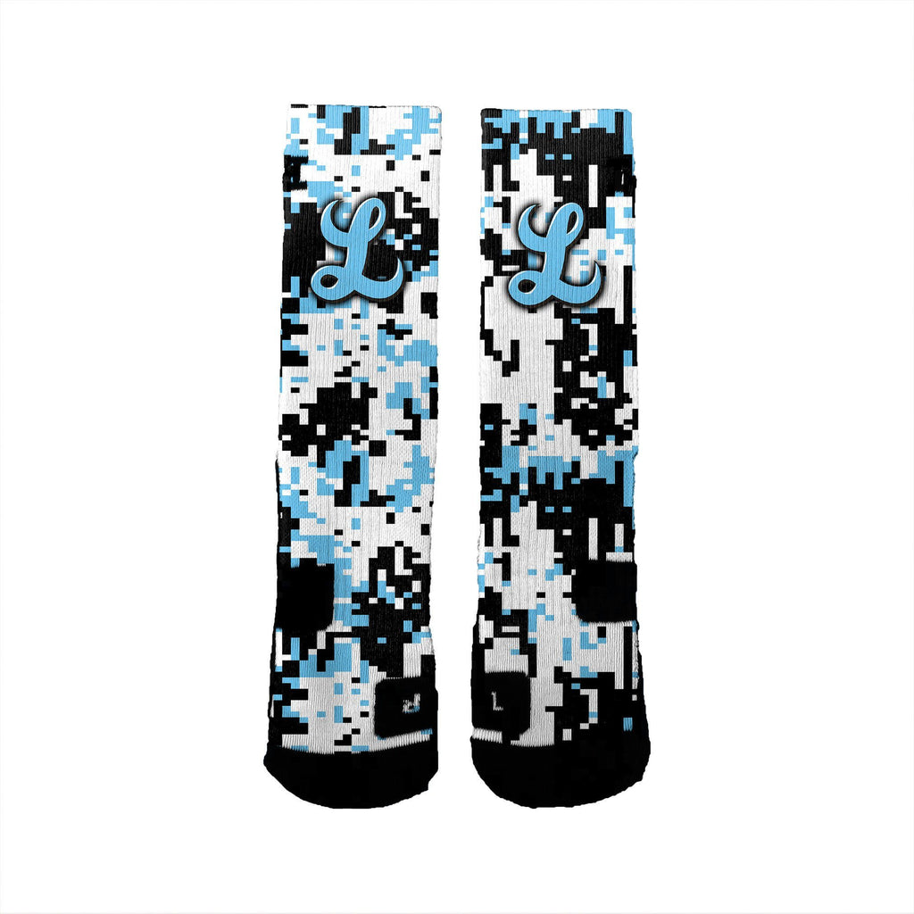 Lakeridge Digital Camo - HoopSwagg