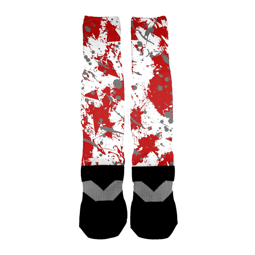 Ohio State Splatter