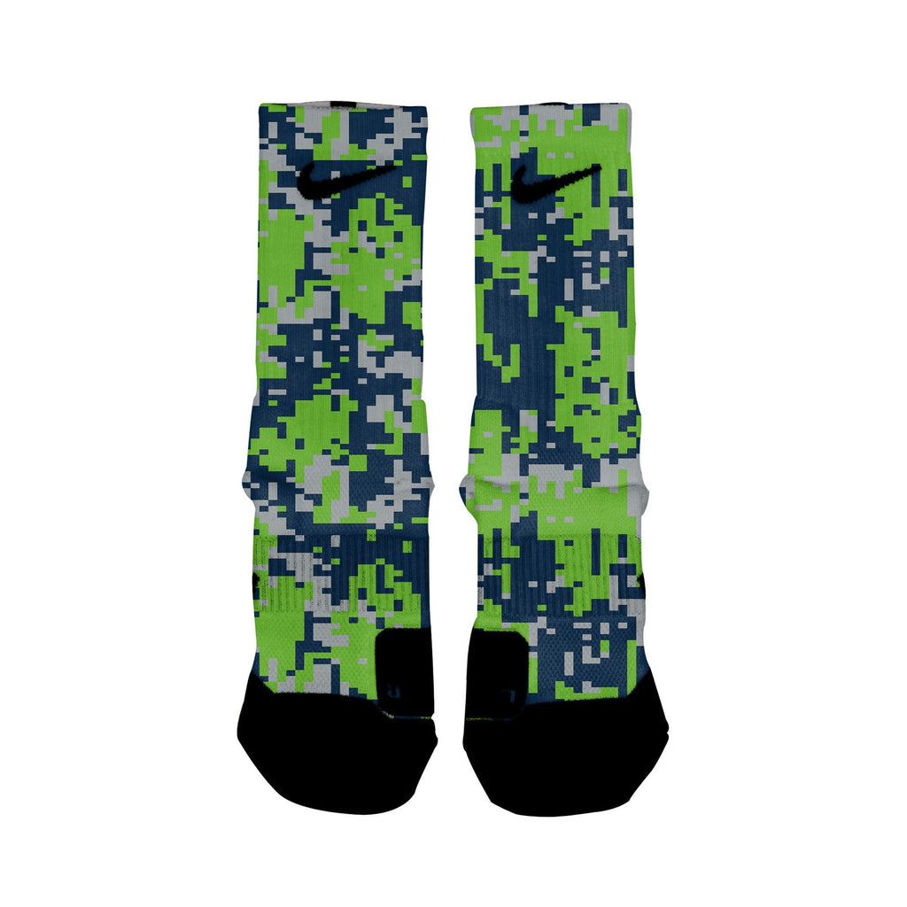 Seattle Digital Camo