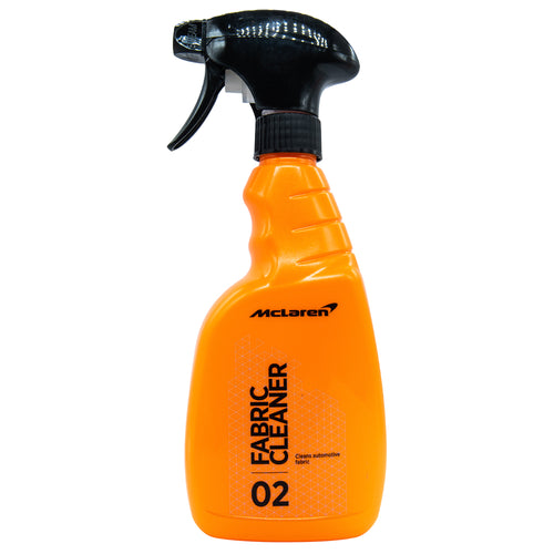 mclaren fabric cleaner