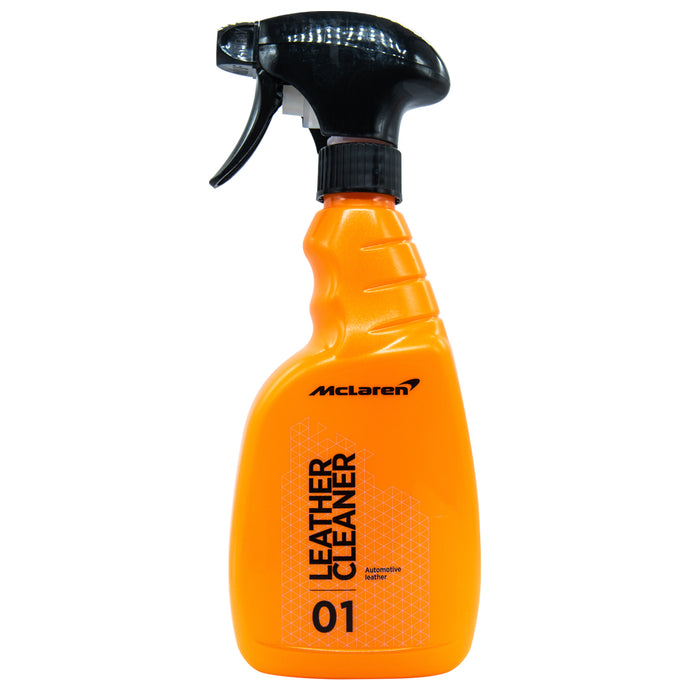 mclaren leather cleaner