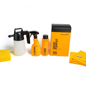 Snow Foam Car Cleaning Kit