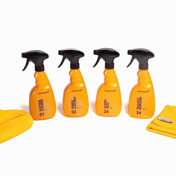 Summer Car Cleaning Kit