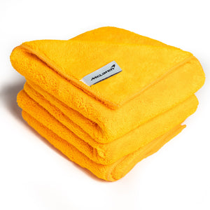 3 Luxury Microfibre Cloths