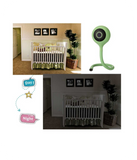 AGPtek Wireless Video Baby Monitor