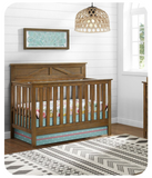 Baltimore 5-in-1 Convertible Crib