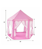 Pop-Up Play Tent with Carrying Bag