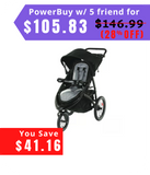 Graco FastAction Jogger LX Stroller