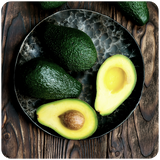 Organic Avocados, 5 count