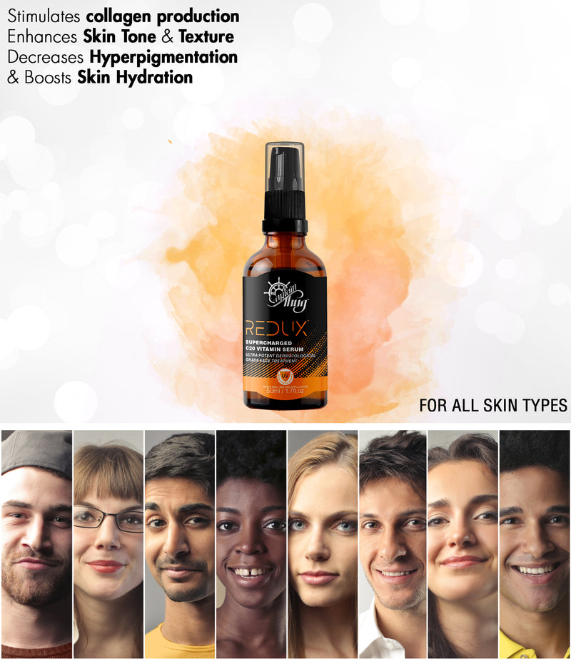 Supercharged Vitamin C Serum