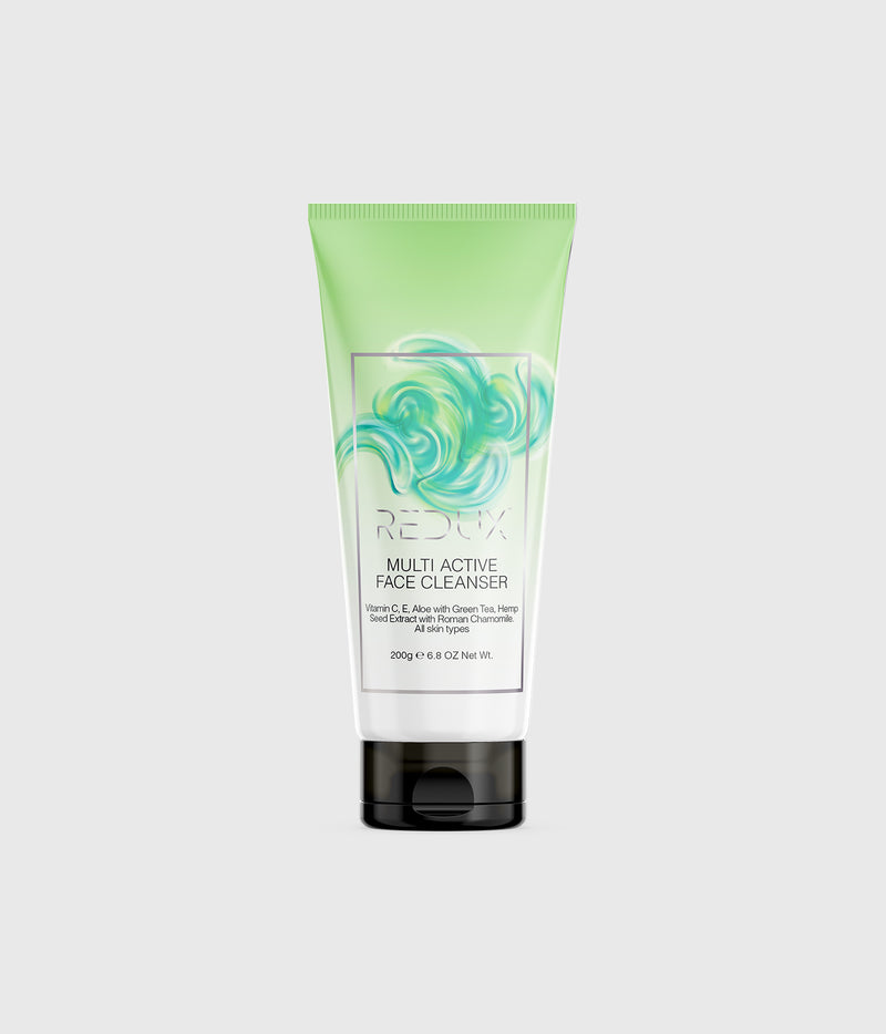 Multi Active Face Cleanser