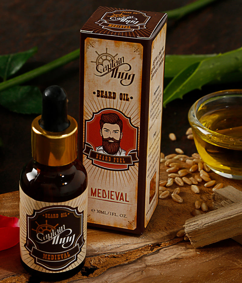 Medieval - Beard Oil & Conditioner