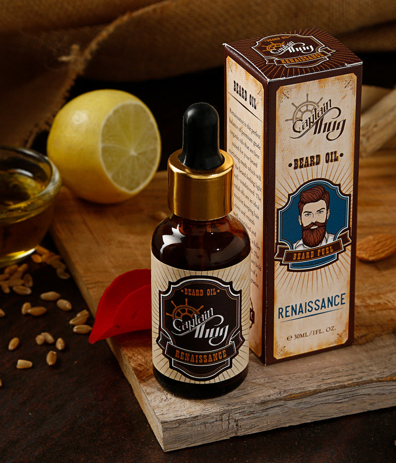 RENAISSANCE - BEARD OIL & CONDITIONER
