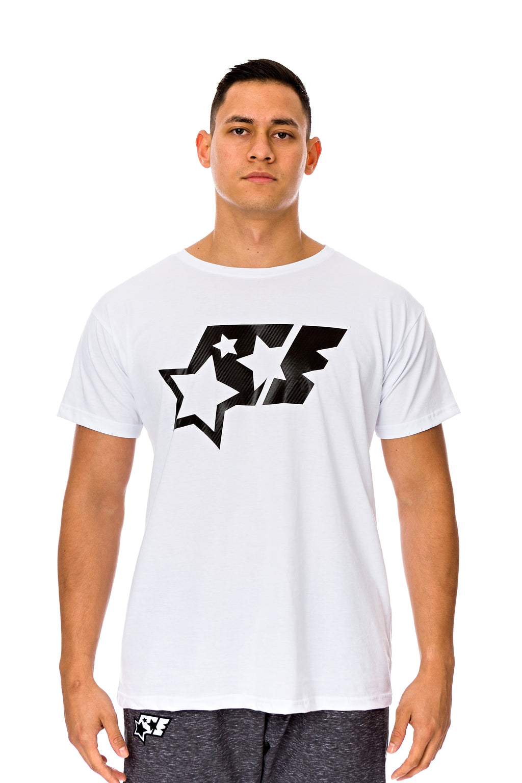 BIG LOGO SHIRT - ACE WHITE - ACEPERFORMANCE