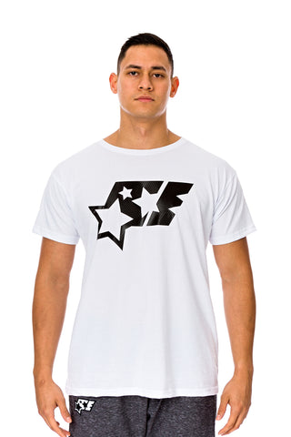 BIG LOGO SHIRT - ACE WHITE