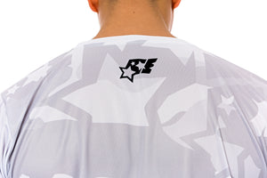 SPORT T-SHIRT - ACE CAMO WHITE - ACEPERFORMANCE