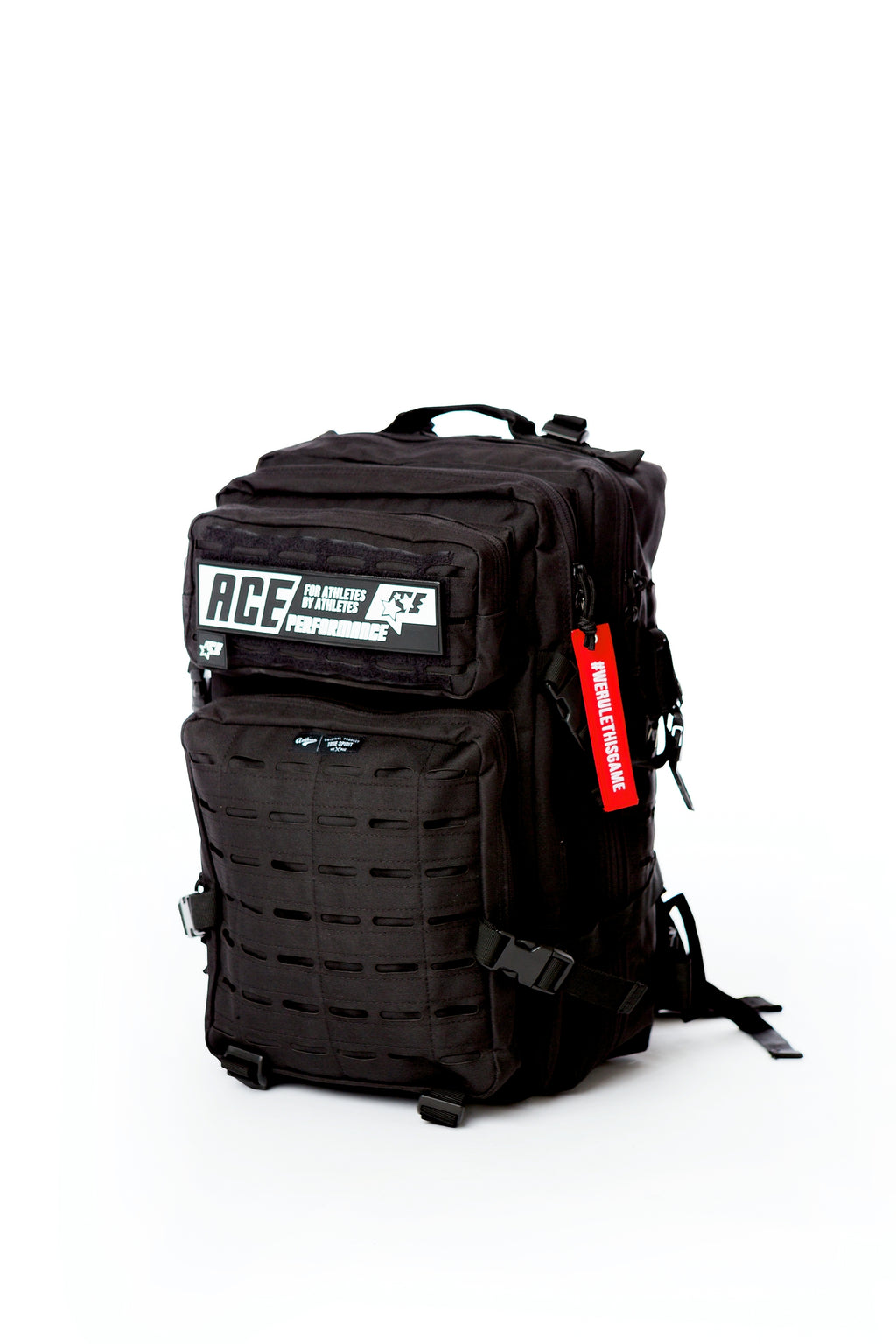DEPLOYMENT BACK PACK - BLACK - ACEPERFORMANCE
