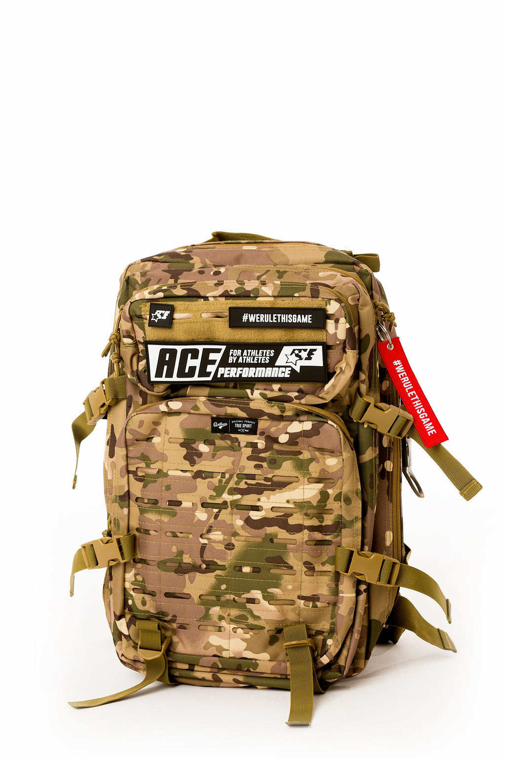 DEPLOYMENT BACK PACK - CAMO - ACEPERFORMANCE