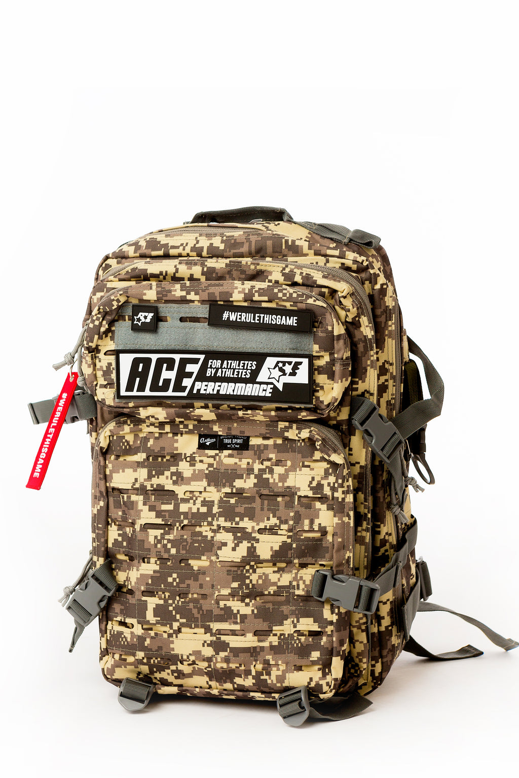DEPLOYMENT BACK PACK - DESERT CAMO - ACEPERFORMANCE