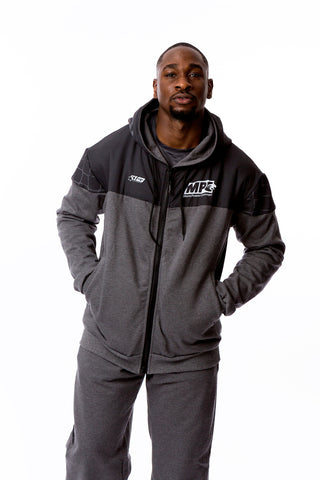 HYBRID ZIP HOODY - MPC - ACEPERFORMANCE