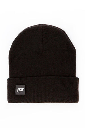 ACE ATHLETES BEANIE - BLACK - ACEPERFORMANCE