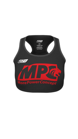 WOMENS FITNESS TOP - MPC - ACEPERFORMANCE