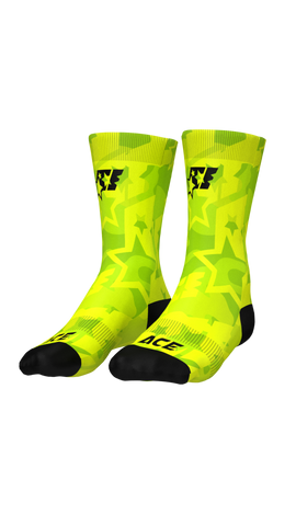 SOCKS - ACE CAMO GREEN