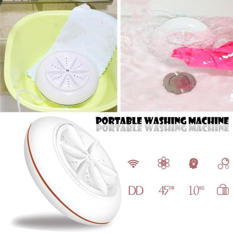 Mini Washine Machine
