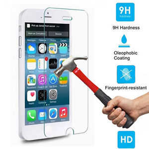 Iphone 6 Clear Tempered Glass