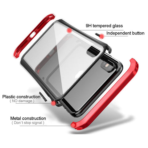 iPhone Xs Max Aluminium Case