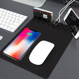 Multi Function Wireless Charging Mousepad