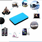 Power Bank Backup Battery Charger 6000mAh For Mobile Phones and Car Jump Starter