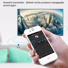 3.5mm IR Smart Remote Control Switch Controller Dust Plug For IPhone - Mainz Empire
