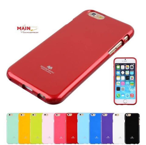 huge discount 130b3 bd358 Goospery ( By Mercury ) Jelly Case for Iphone 6/6S & Iphone 6+/6S Plus
