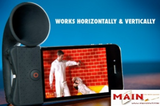 Horn stand Amplifier for iPhone 5 - Mainz Empire