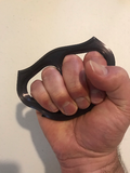 Horned Knuckle Duster | 3d Printed Knuckle Duster | afk3D