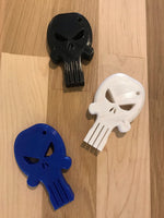 Punisher Puncher | 3d Printed Punisher Style Puncher | afk3D