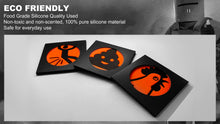 Load image into Gallery viewer, Tacticool Classic Red Emote Beverage Coasters