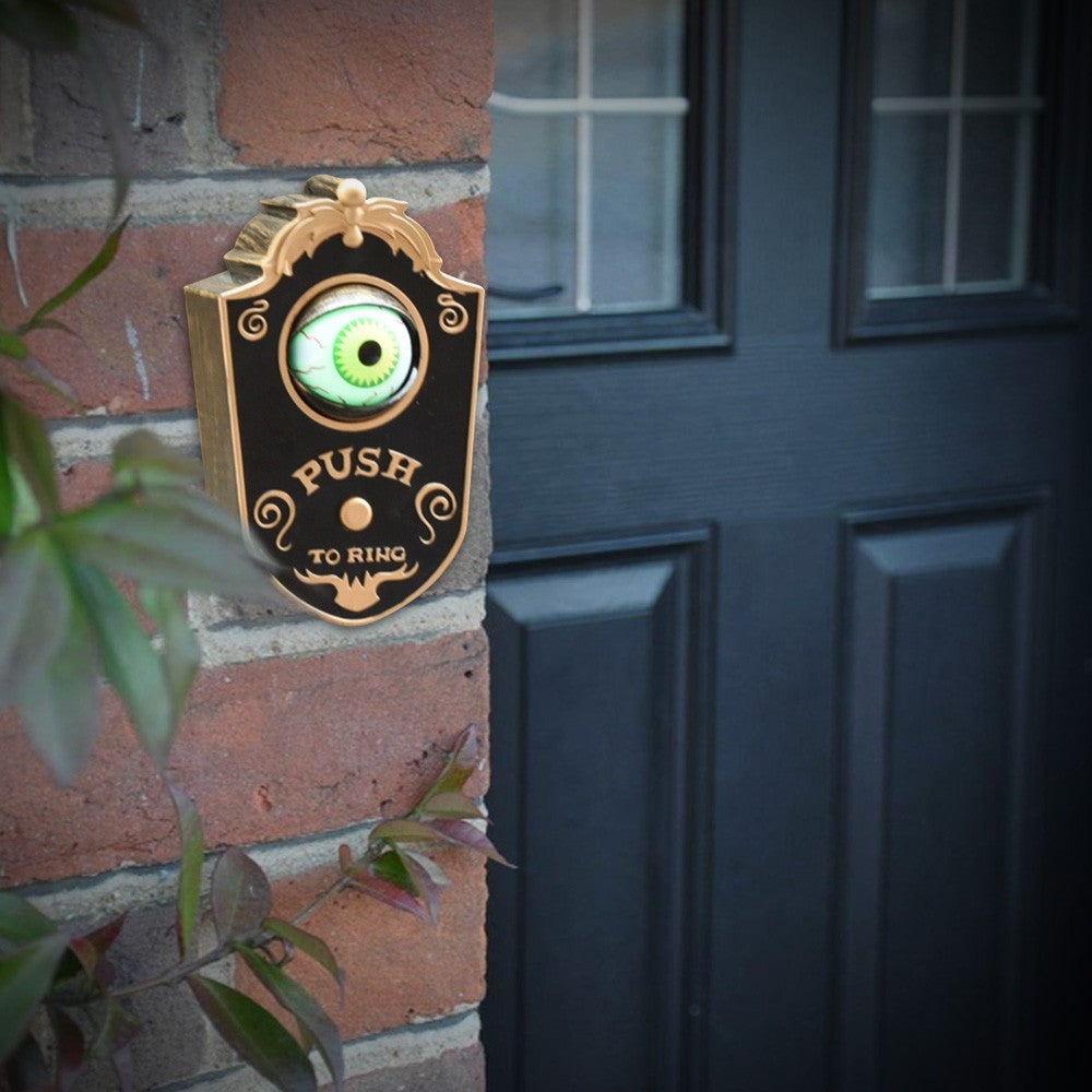 one eyed doorbell