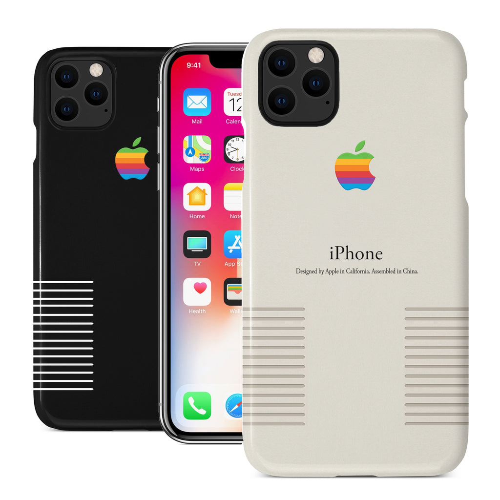 iPhone 11 Retro Macintosh Case