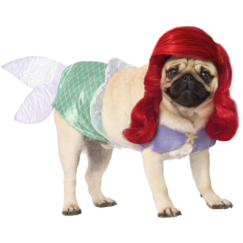 Ariel The Little Mermaid Pet Costume