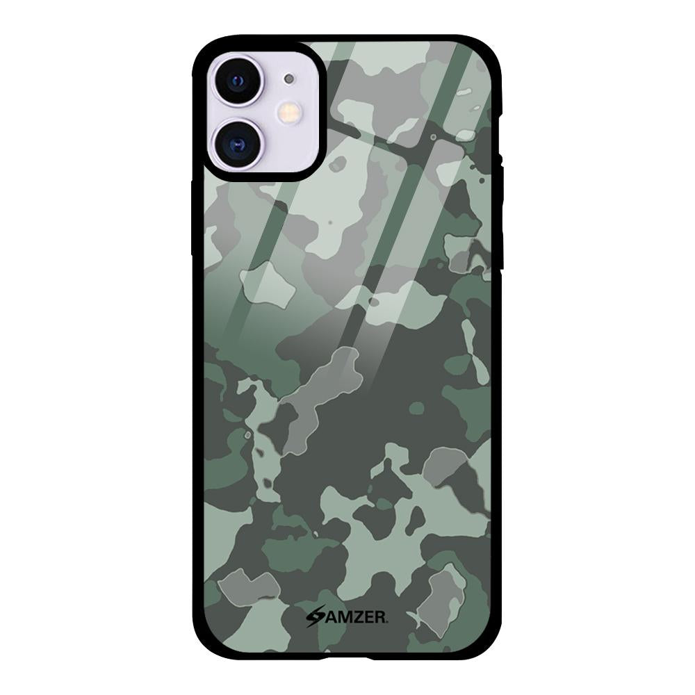 Glass Camo Case