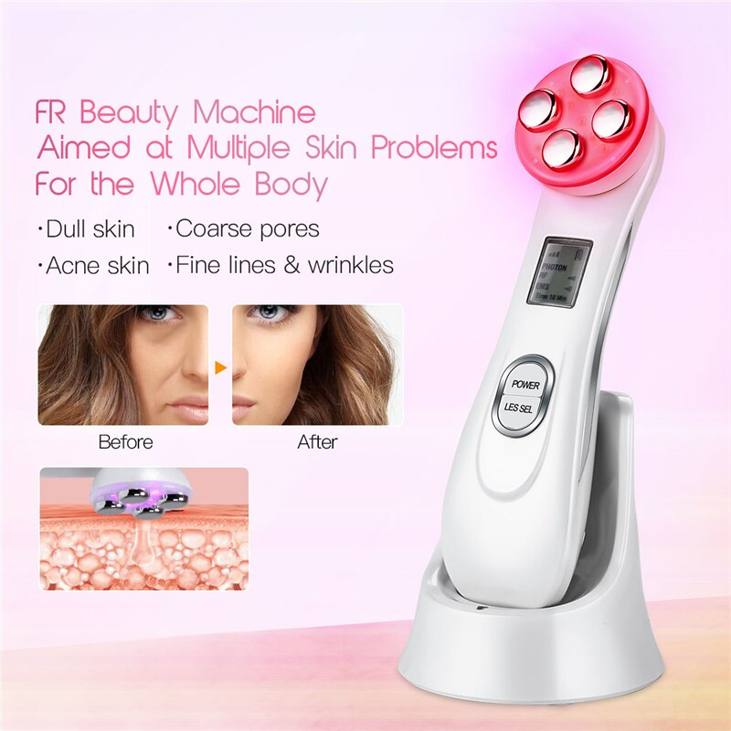 Ultrasonic Skin Massager