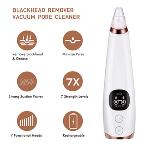 Electric Vacuum Blackhead Remover